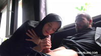 Muslim bitch Sara Kay fucked with her lawyer FullHD 1080p