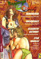 Wet Comix — Eleven Issues