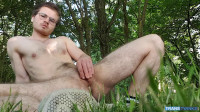 Outdoor With Trans Hunk Eddy - Trans Twinks