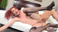 Staci Miguire & Christian - fucking, spa, bareback, cum, video