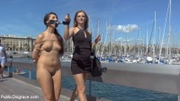 new dick naked - (Nikki Litte Loves Being a Public Ashtray)