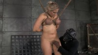 bdsm blonde (All About the Booby - Angel Allwood, Jack Hammer)!