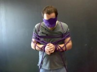 Slave rex extreme roped bondage amateur domination action.