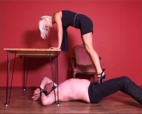 Mistress Vixen - Begging Ms Vixen