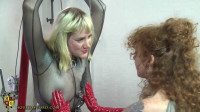 Tight bondage, strappado and torture for very hot blonde