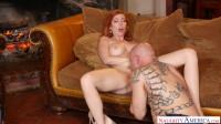 Lauren Phillips Rides her Friend's Husband's Cock
