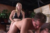 Download Lucky guy fulfilling his femdom fantasy
