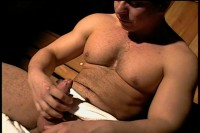 Download [Pacific Sun Entertainment] Hot Straight Muscle Stud Jerks It In The Sauna