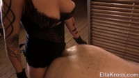 Slave Gets His Virgin Ass Rammed with a Strap-On! - Full HD 1080p...