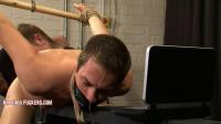 Sergei — Bare-handed spanking