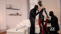 Mystery Masks - Latex Loving Threesome For Fetish Lovers