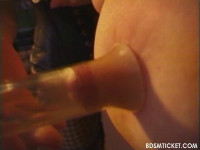 Sultry Slut Whipped and Nipple Tortured