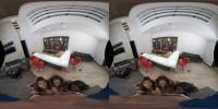 The Chocolate Bar 3D VR Porn