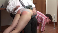 Remingtonsteel - English-spankers showing girls being spanked - pt1