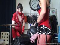 Mistress Miranda in Machines Dont Lie: Trials