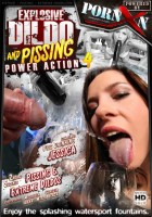 Download Explosive Dildo and Pissing Power Action #4