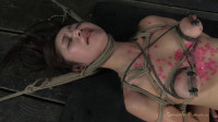 Cute Japanese Girl Roughly Deep Throated And Fucked With Wax Dripping