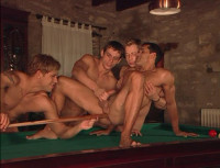 Fire Gangbang Party