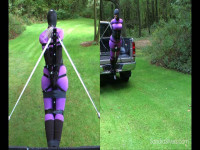 SandraSilvers Magic Exclusive Cool New Hot Vip Collection. Part 5 - bondage, download, spandex, hood