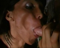 Download Tranny blows 2 dicks