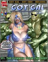 Super Heroine Comics