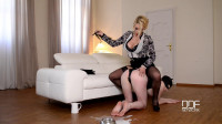 Dominatrix Gives Submissive Lots Of Spanking — Scene 1 - Full HD 1080p