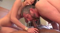 Suck dick lover with her husband