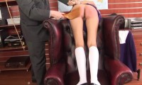 English-spankers — (spr — 384) — This is the second part of the punishment
