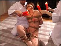 Mizuno Kozue Enema bondage