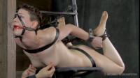 Hazel Stuck in Bondage