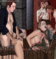 Drawing Palace-The Drawings in the style BDSM Art Collection