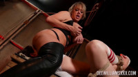 Dee Williams In Bound Up TS Natalie - Scene 2 - HD 720p