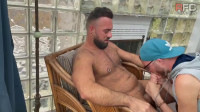 Blow job in fire island with a view!!