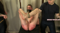 bf — Aaron Gagged & Dildo Fucked 5th Video