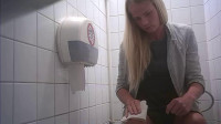 Hidden camera in the student toilet Part 11 (2018)