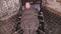 Awesome roped hard sexy blonde slave girl action, watch!