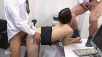 A Newcomer Works on Three Cocks with Her Mouth - cumshots, cumshot, japanese, small tits