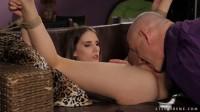 Tina Blade - Learn Some Manner (porn, vid, english, deep throat)
