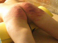 Russian girl wanted hard spanking