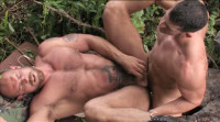 Hardcore Anal With Jungle Lords