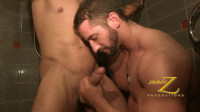 Christian Power and Emiliano — Shower and Suck — Part 1