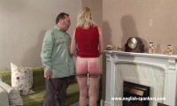 English-spankers — After being well spanked by her husband and Mr. Stern