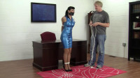 Nyxon : Role Play Domme With Mr Big Boss - watch, dress, vid, online
