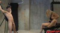 long blowjob (Edged Sex Slave Training).