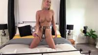 Darina Nikitina - The inflatable plug and chastity belt Scene 915