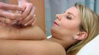 Katerina Hartl (32 years girl gyno exam)
