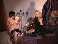 Ariel is a bad girl and has entered the house of Mistress Nicolette to be trained as a proper slave.