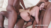 Black Busters In Rough Gangbang