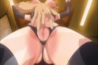 sex old time - (Tokubetsu Jugyou 3 SLG The Animation - 2015)