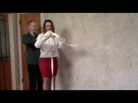 Bitchy Wife Gets The Straitjacket...